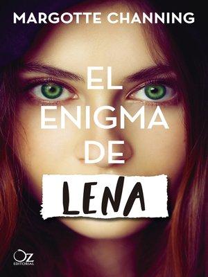 cover image of El enigma de Lena