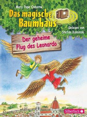 cover image of Der geheime Flug des Leonardo