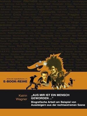 """cover image of """"Aus mir ist ein Mensch geworden ..."""""""