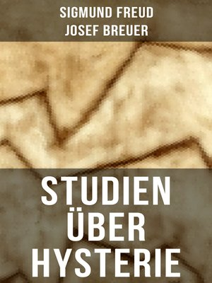 cover image of Studien über Hysterie