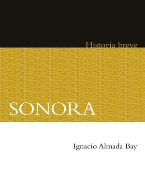 cover image of Sonora