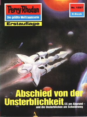 cover image of Perry Rhodan 1597