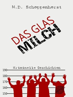 cover image of Das Glas Milch