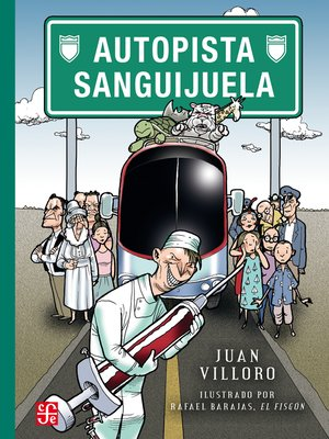 cover image of Autopista Sanguijuela