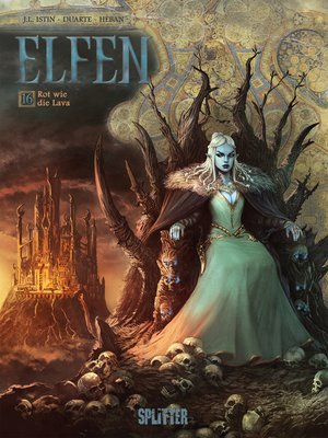 cover image of Elfen. Band 16
