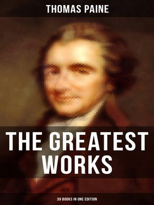 cover image of The Greatest Works of Thomas Paine