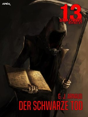 cover image of 13 SHADOWS, Band 37