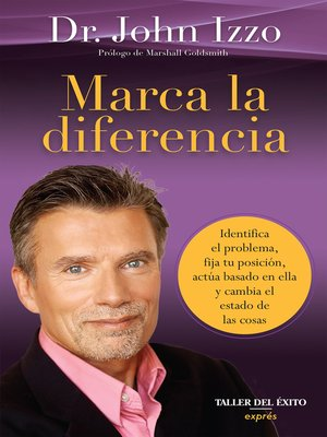 cover image of Marca la diferencia