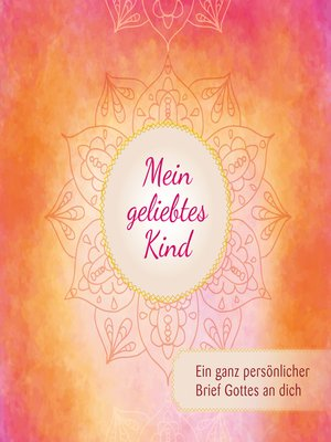 cover image of Mein geliebtes Kind