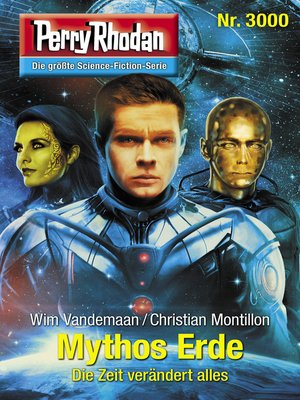 cover image of Perry Rhodan 3000