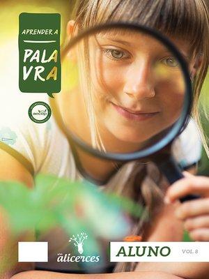 cover image of Aprender a Palavra 8--Aluno