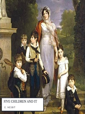 cover image of Five Children and It