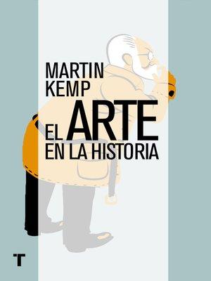 cover image of El arte en la historia