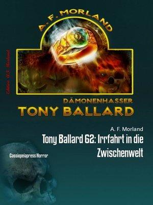 cover image of Tony Ballard 62
