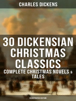 cover image of 30 Dickensian Christmas Classics