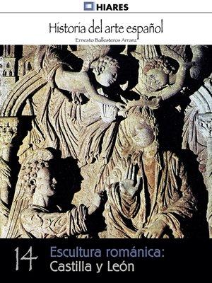 cover image of Escultura románica