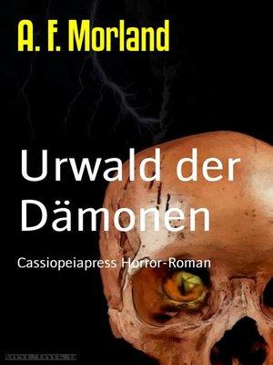 cover image of Urwald der Dämonen