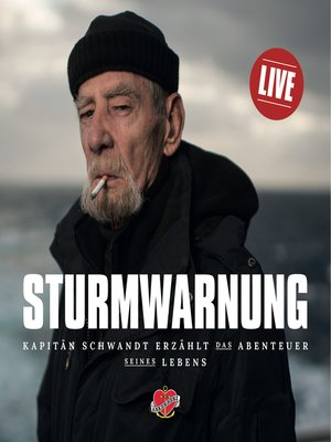 cover image of Sturmwarnung--Das Hörbuch