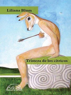 cover image of Tristeza de los cítricos