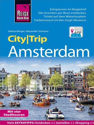 cover image of Reise Know-How CityTrip Amsterdam