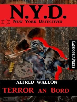 cover image of N.Y.D.--Terror an Bord (New York Detectives)