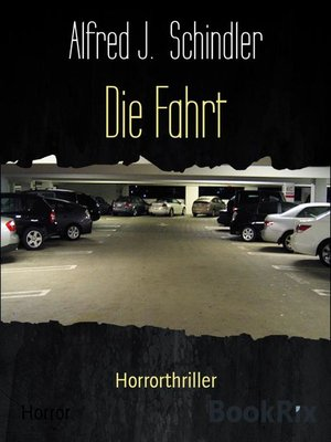 cover image of Die Fahrt