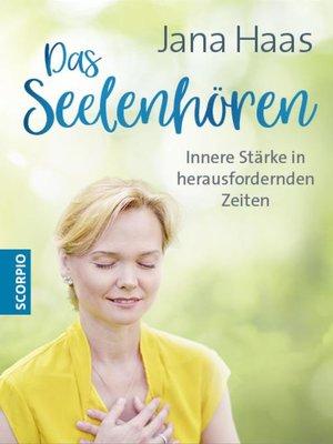 cover image of Das Seelenhören