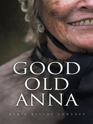 cover image of Good Old Anna