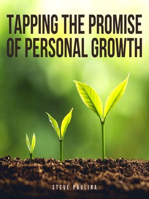 cover image of Tapping the Promise of Personal Growth
