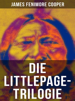 cover image of Die Littlepage-Trilogie
