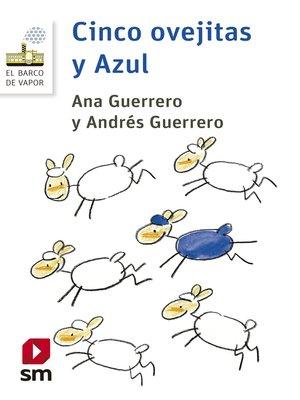 cover image of Cinco ovejitas y Azul