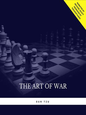 cover image of The Art of War (Lionel Giles Translation)