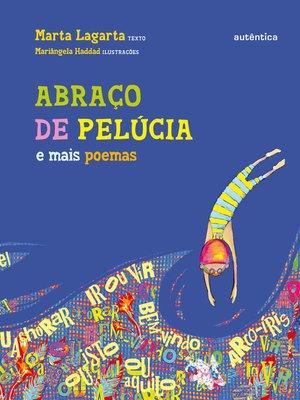cover image of Abraço de pelúcia e mais poemas