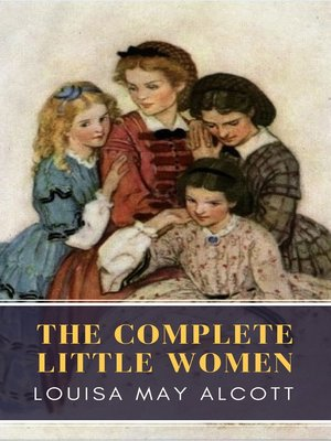 cover image of The Complete Little Women