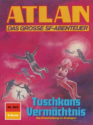 cover image of Atlan 843