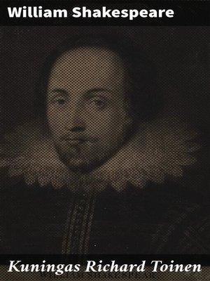 cover image of Kuningas Richard Toinen