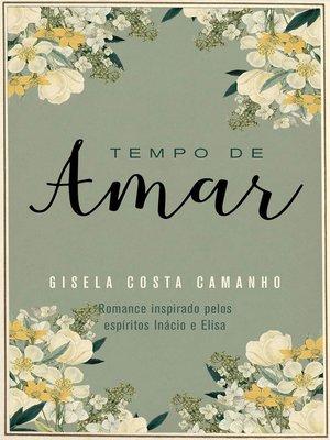 cover image of Tempo de amar