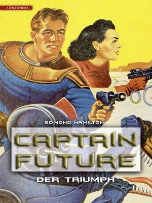 cover image of Captain Future 4