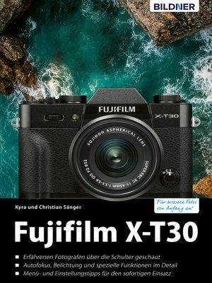 cover image of Fujifilm X-T30