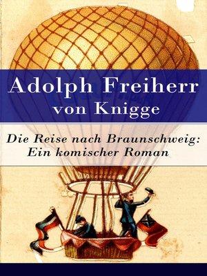 cover image of Die Reise nach Braunschweig