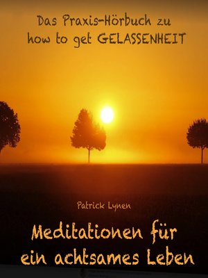 cover image of how to get Gelassenheit
