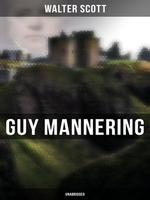 cover image of Guy Mannering (Unabridged)