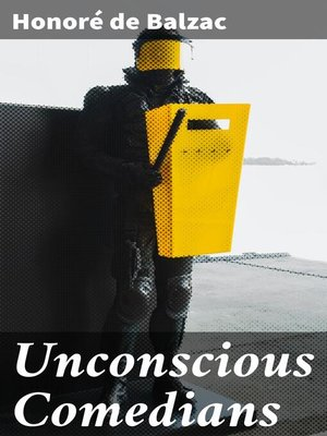 cover image of Unconscious Comedians