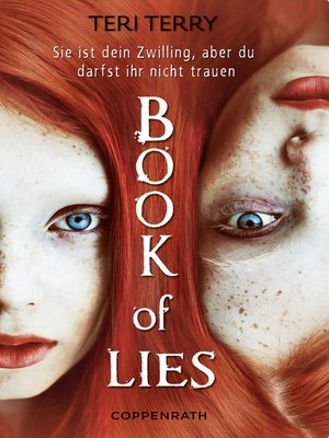 cover image of Book of Lies