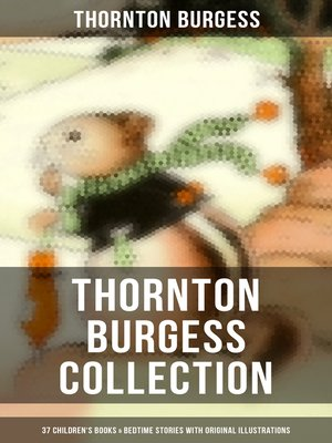 cover image of Thornton Burgess Collection