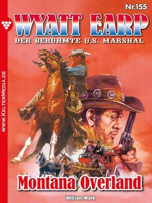 cover image of Wyatt Earp 155 – Western
