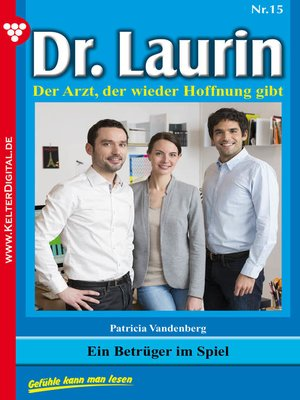 cover image of Dr. Laurin 15--Arztroman