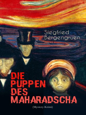 cover image of Die Puppen des Maharadscha (Mystery-Krimi)