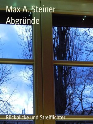 cover image of Abgründe
