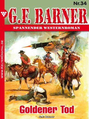 cover image of G.F. Barner 34 – Western